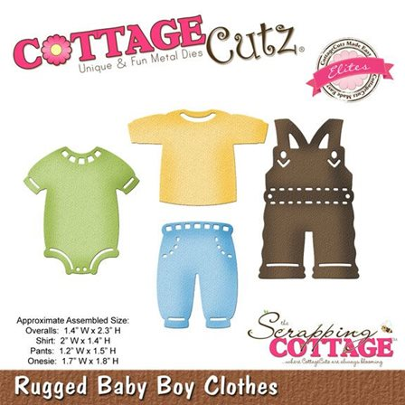 Cottage Cutz - Baby Boy Clothes