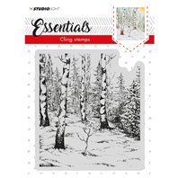 Cling Stamp - Essentials Christmas n°01