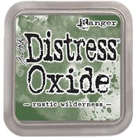 encre Distress Oxide - Rustic wilderness