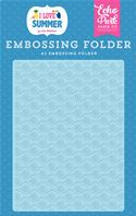 Embossing Folder - Ride the wave