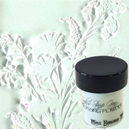 Embossing Powder - Merci Beaucoup Mint