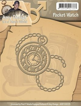 Die - Pocket Watch