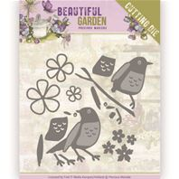 Die - Beautiful Garden - Birds