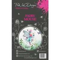 Clear stamps - Fairy Mouse