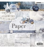 Paper Pad - Snowy Afternoon - 125