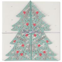 Thinlits - Christmas tree card