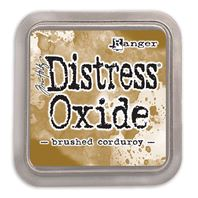 Encre Distress Oxide - Brushed corduroy