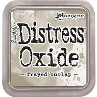 Encre Distress Oxide - Frayed Burlap