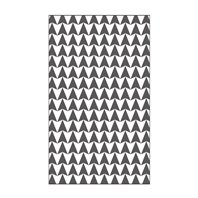 Mini Embossing Folder - Arrowhead