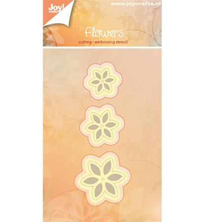 Cutting & embossing - Flowers