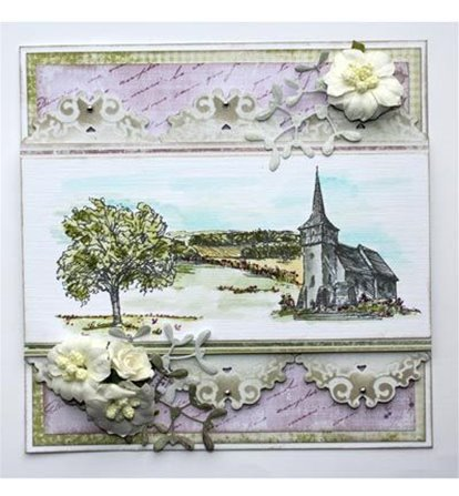 Clear Stamps - Landscape