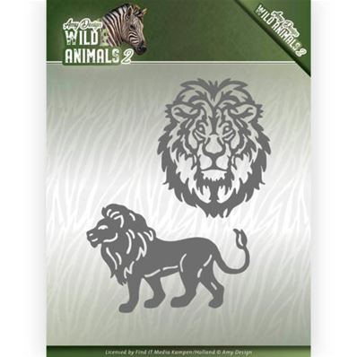 Die - Wild Animals - Lion