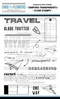 Tampon Clear - Globe trotter