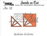 Crealies Inside or Out - Corners F