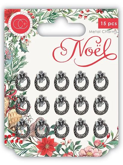 Charms - Noël - Wreath