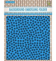 Embossing Folder - Little flowers