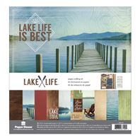 Paper Kit - Lake Life is Best
