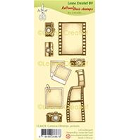 Clear stamp - Cameras filmstrips