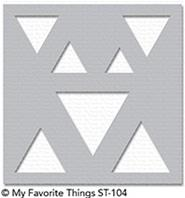Mix-ables Stencils - Triangles