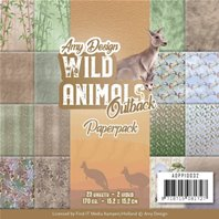Paperpack - Wild Animals Outback