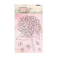 Clear Stamp - Lovely Moments - 389