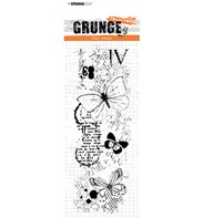 Clear Stamp - Grunge Collection - 406