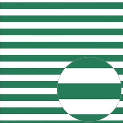 Printed Acetate - Green Stripes
