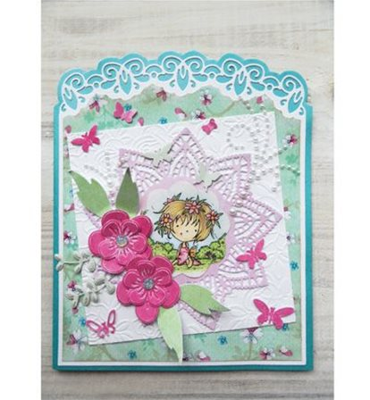Creatables - Curved border