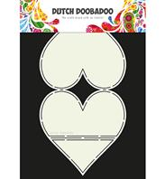 Dutch Card Art - Heart