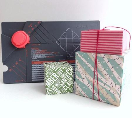 Gift Box- Punch Board