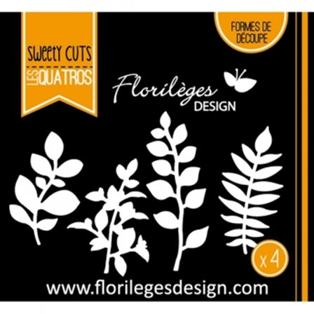 Sweety Cuts - Quatre feuillages