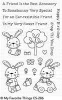 Clear Stamps - Sweet Somebunny