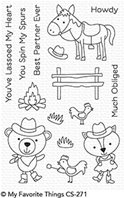 Clear Stamps - Best in the West
