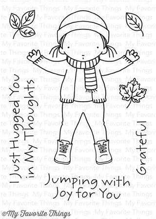 Clear Stamps - Jumping with Love