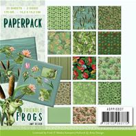 Paperpack - Friendly Frogs