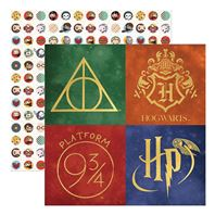 Papier -Harry Potter - Harry Potter