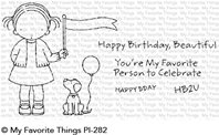 Clear Stamps - Birthday Buddies