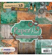 Paper Pads - Industrial 3.0 -102