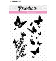 Clear Stamps - Butterflies