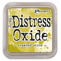 Encre Distress Oxide - Crushed Olive