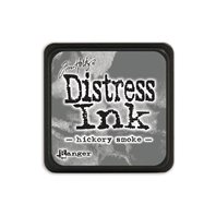 Mini Distress Pad - Hickory Smoke