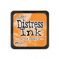Mini Distress Pad - Carved Pumpkin