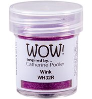 Wow! Embossing Powder - Wink