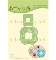 Lea'bilities - Frames Swirl & postage stamps