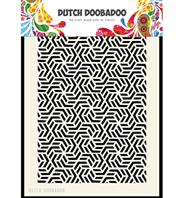 Dutch Mask Art - Geometric