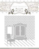 Embossing Folder - Brocante Christmas