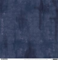 Papier - Autumn Wood Dark Blue 2