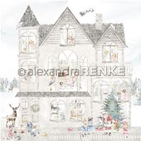 Papier - Christmas Kids - House