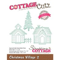 Cottage Cutz - Christmas Village 2