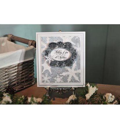 Crafts Dies - Festive Collection - Snowflakes
